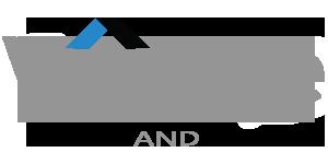 Vantage Drives and Patios logo