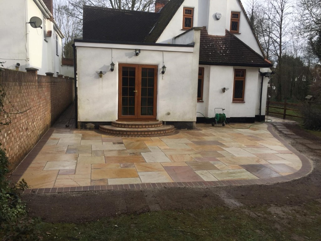 Patio Contractors Essex