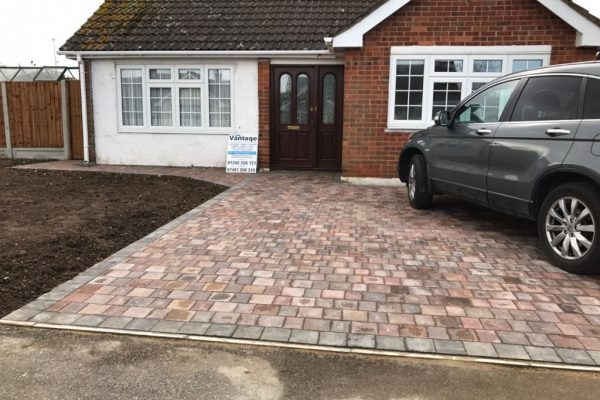 Driveway Block Paving in Chipping Ongar
