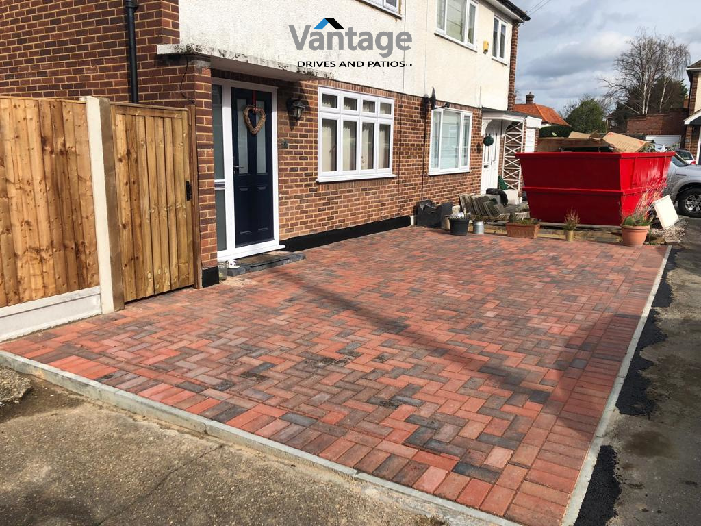 Driveway Installation in Hutton WIth Block Paving