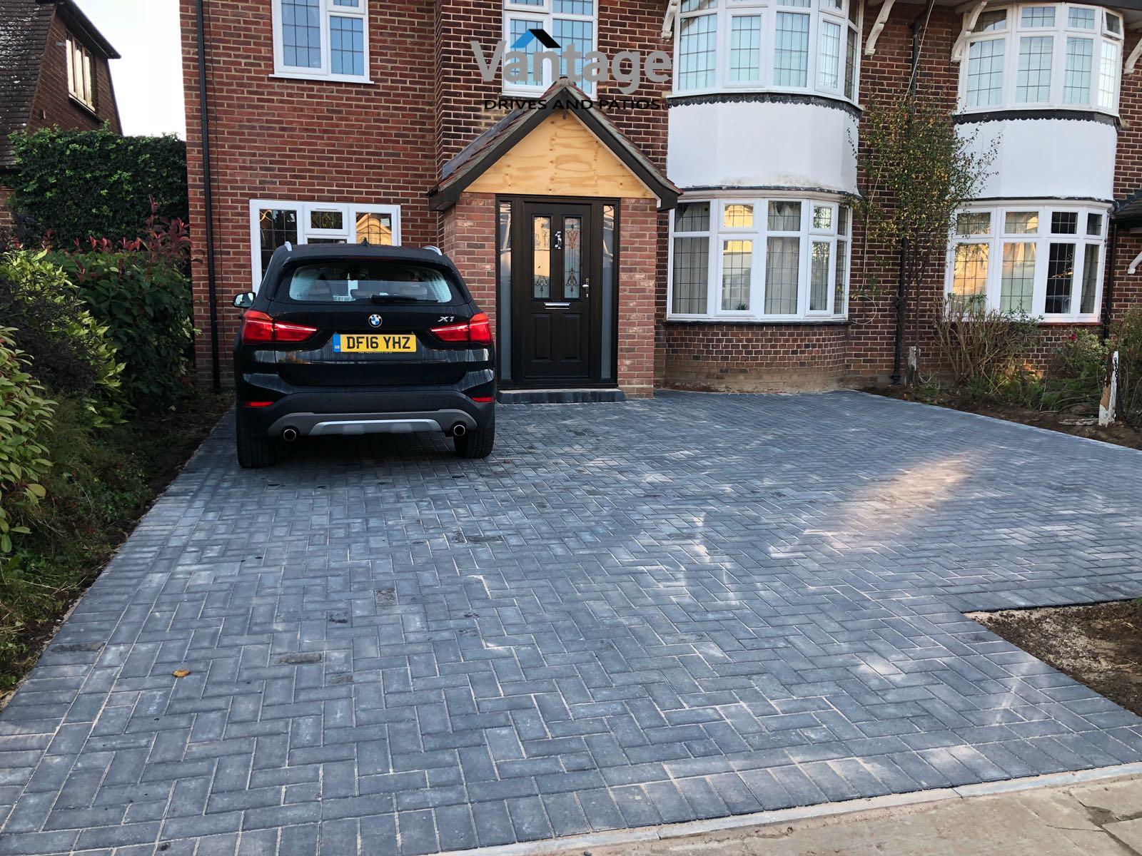 New Driveway Chelmsford