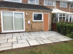 Kandla Grey Patio in Springfield, Chelmsford