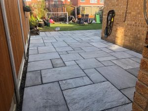 New Kandla Grey Patio in Springfield, Chelmsford