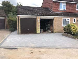 Shared Block Paving Driveway in Chelmsford, Essex