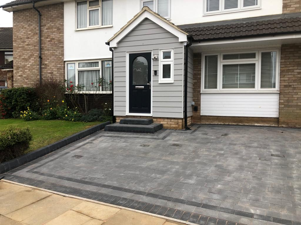 Pencil Charcoal Driveway in Springfield, Chelmsford